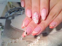 simple nail....♡