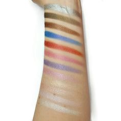 Makeup Revolution Unicorns Are Real Palette