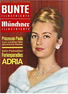 1962: Paola von Belgien