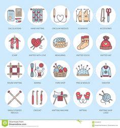 Knitting Humor, Knitting Socks, Hand Knitting, Knitting Patterns, Knitting Ideas, Crochet Needles, Knitting Needles, Wool Skein, Personalized Christmas Gifts