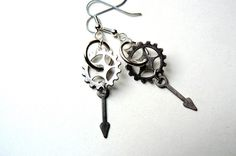 Hey, I found this really awesome Etsy listing at https://www.etsy.com/listing/109266258/steampunk-earrings-steampunk-watch