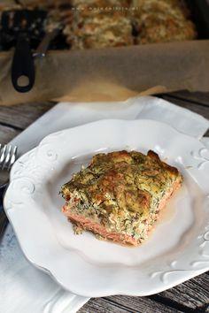 Fish And Seafood, Fish Recipes, Cheddar, Banana Bread, Mustard, Salmon, Cheddar Cheese
