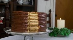 Chocolate little layer cake recipe