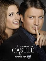 Castle TV show.... I LOVE this show... I'm watching it right now!!!