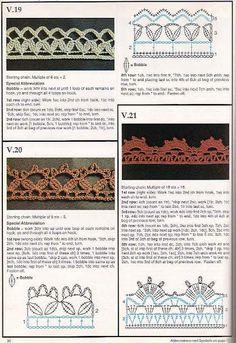 Крючок. 100`s more crochet stitches - Osinka.Knigi.Kruchok - Álbumes web de Picasa