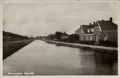 links, Waddendijk midden, de Ringsloot rechts, de Buikslotermeerdijk 17th Century, Amsterdam, Birth, Places, Outdoor, Beautiful, Historical Photos, Outdoors, Being A Mom