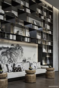 Hospitality living room treatment - Healthy Life Style Tips Top Interior Designers, Modern Interior, Interior Styling, Interior Architecture, Matrix Design, Lobby Design, Cabinet Decor, Interior Design Inspiration, Luxury Furniture