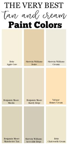 f887e927c2d The Best Neutral Paint Colors for Your Home