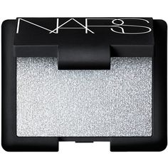 NARS Parallax Hardwired Eyeshadow - Parallax ($25) ❤ liked on Polyvore featuring beauty products, makeup, eye makeup, eyeshadow, fillers - grey, parallax, shiny eyeshadow and nars cosmetics