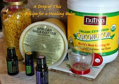 A Drop of This: All Purpose Healing Balm