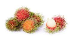 Ramboutan Fruit, Crochet Earrings, Herbs, Herb, Spice