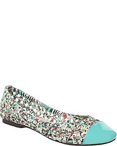SHHINE TURQUOISE MULTI  Betsey Johnson $79.95