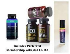 Hormone Heal & Balance Pack -Preferred membership with doTERRA, ClaryCalm, Women's PhytoEstrogen capsules, Lifelong Vitality Pack #doterra #naturaloilmom