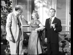 Burns and Allen: Gracie and the Cleaning Woman/Vanderlips - YouTube