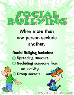 Bullying Poster Displays {Australian Version} | Brochure ...