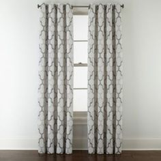 Buy Studio™ Casey Jacquard Grommet-Top Curtain Panel today at jcpenney.com. You deserve great deals and we've got them at jcp!