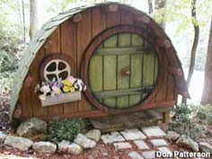 Fairies enchant your garden    http://www.whimsicalfairygarden.com