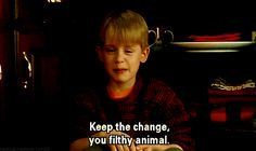 Pin for Later: 25 Times You Wanted to Be Kevin McCallister When He Quotes His Favorite Movie Like a Badass