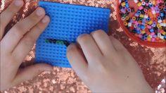 Creeper 3D hama beads parte 1