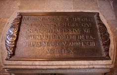 Tomb of Martin Luther | Castle Church | Wittenberg, Germany