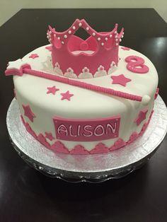 By Ligia Princess cake
