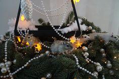 Gerbil, Christmas Tree, Holiday Decor, Home Decor, Teal Christmas Tree, Decoration Home, Room Decor, Xmas Trees, Christmas Trees