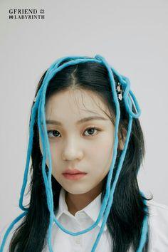Photo album containing 86 pictures of GFRIEND Extended Play, Gfriend Album, Gfriend Sowon, Korean Girl Groups, Ultra Violet, Teaser, Mini Albums, Kpop, Concept
