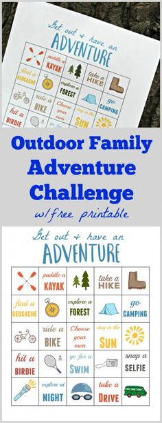 12 FUN Thinngs to do Outside with Family - Edventures with Kids Outdoor Summer Activities, Outdoor Learning, Craft Activities For Kids, Learning Activities, Outdoor Games, Preschool Ideas, Family Activities, Kids Crafts, Camping With Kids