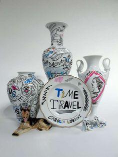 Carolin Loebbert 「Time Travel」