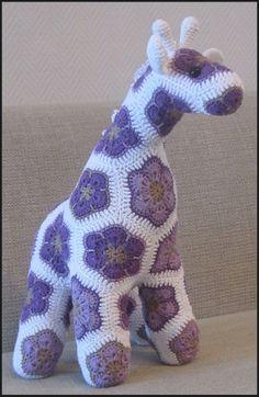 Keijo the Giraffe African Flowers, Giraffe, Dinosaur Stuffed Animal, Toys, Animals, Activity Toys, Giraffes, Animales, Animaux
