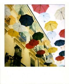something magical about umbrellas