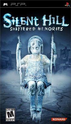 Silent Hill: Shattered Memories - Sony PSP Konami http://www.amazon.com/dp/B002CZ3SEQ/ref=cm_sw_r_pi_dp_fuTHwb1T2Y1FM