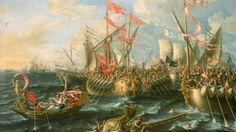 Η ναυμαχία της Ναυπάκτου και η σύγκρουση θρησκειών και πολιτισμών στην Ευρώπη - Ελευθερία