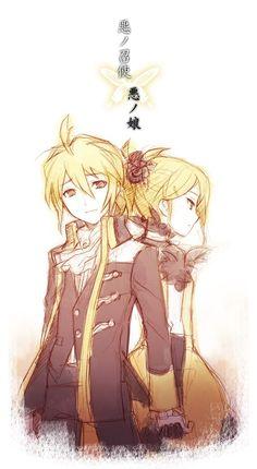 Rin et Len <3