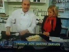 Pão Trança aos 4 queijos Álvaro Rodrigues