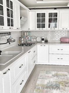 37 Top Kitchen Trends Design Ideas and Images for 2019 Part 7 37 Top Kitchen Trends Design Ideas and Images for 2019 Part kitchen ideas; Rustic Kitchen Decor, Home Decor Kitchen, Kitchen Furniture, Kitchen Ideas, Bedroom Furniture, Outdoor Furniture, Kitchen Cabinet Design, Interior Design Kitchen, Kitchen Cabinets