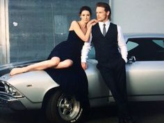 New/Old picture of Sam and Cait | January 2014