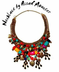 collares mexicanos | Colgando en mi Closet: Collares...