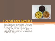 Cereal Diet, Dog Food Recipes, Healthy Recipes, Diet Challenge, Portion Control, Calorie Diet, Consideration, Lose Weight, Healthy Eating