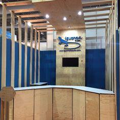 Diseño de Eco Stand para Expo Publicitas 2015