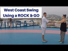 Have you ever tried to add a rock & go to your West Coast Swing patterns? Using patterns like the Sugar Push, a Sugar Tuck, and a Whip, you can add a rock & . West Coast Swing Dance, Swing Online, Ballroom Dance, Dance Class, Dance Videos, Westies, Online Work, Night Club, Improve Yourself