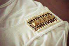 blusa bordada