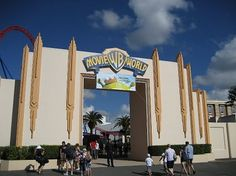 MovieWorld, Gold Coast, Queensland  Australia