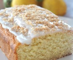 Recipe Lemon and Coconut Loaf by emilyteds - Recipe of category Baking - sweet