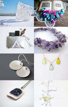 Diseño de autor by Iridescence Crystals on Etsy--Pinned with TreasuryPin.com