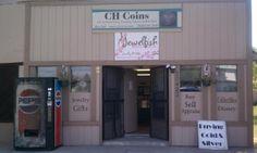 Carey, Idaho coin shop