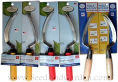 Seed And Garden LLC - Angle Weeder, $18.99 (http://www.seedandgarden.com/shop/products/angle-weeder.html)