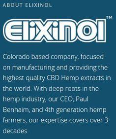 Elixinol CBD Oil Review - Medical Cannabis Reviews