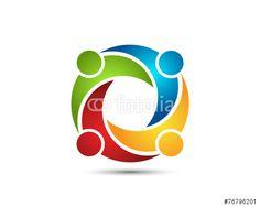 Vector: People Logo Template