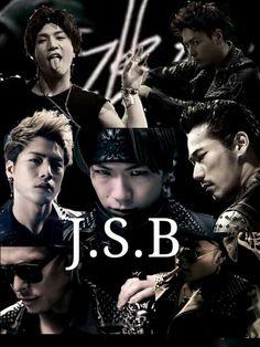 三代目JSB